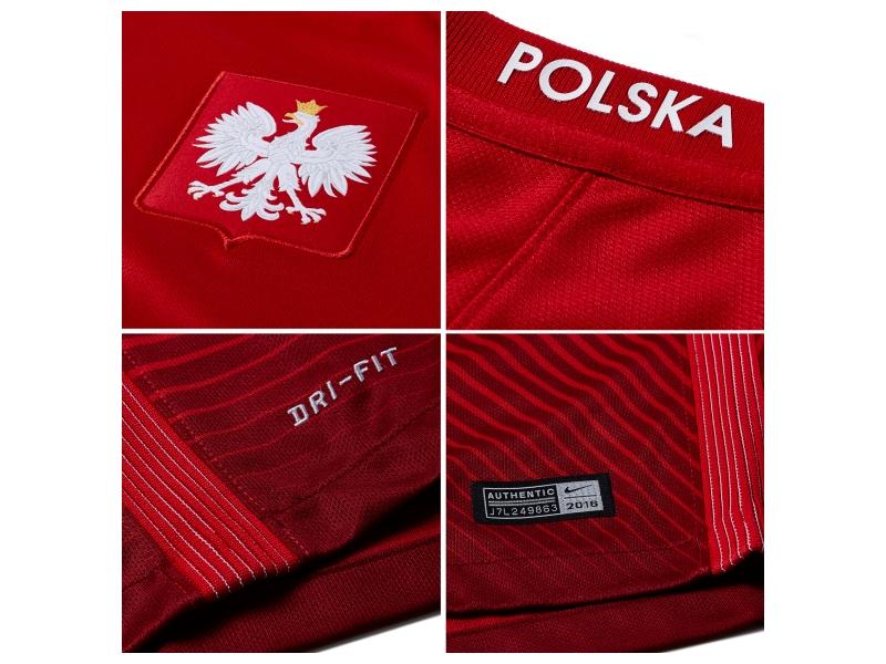 camiseta Polonia