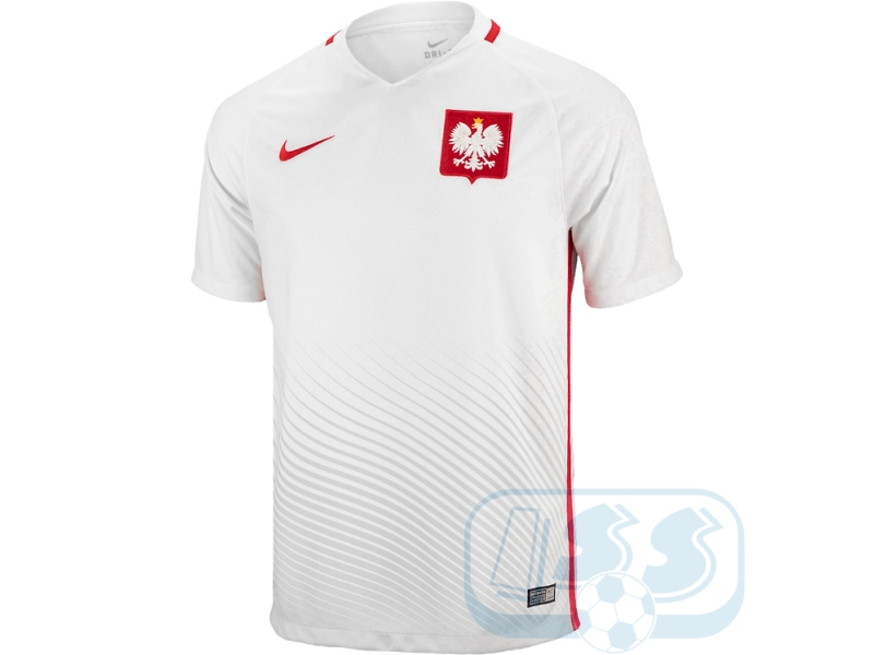 camiseta Polonia 16-17