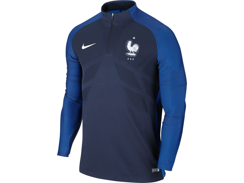 embudo bosquejo Abuso  Francia Nike sudadera (16-17)