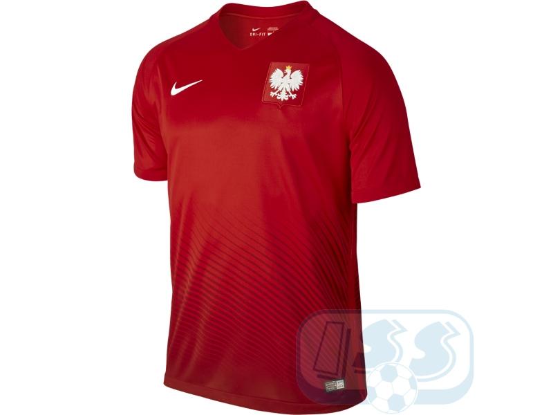 724633-611 camiseta Polonia 16-17