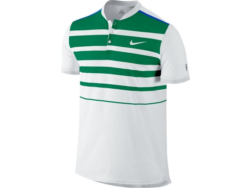 camiseta polo Roger Federer