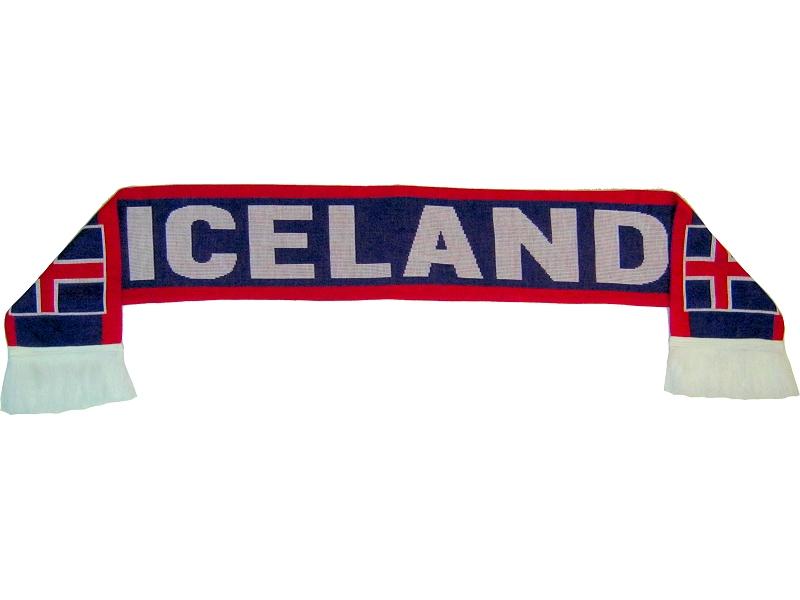 Islandia bufanda