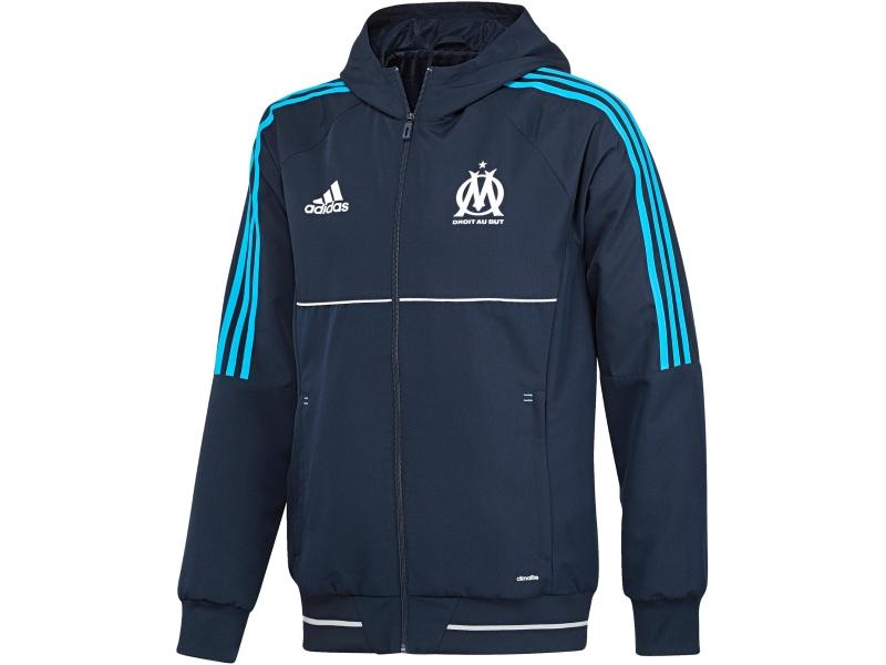 Adidas 18 Chaqueta 17 Olympique Marseille qIg5Ewf