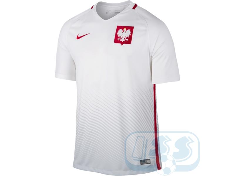 724633-100 camiseta Polonia 16-17