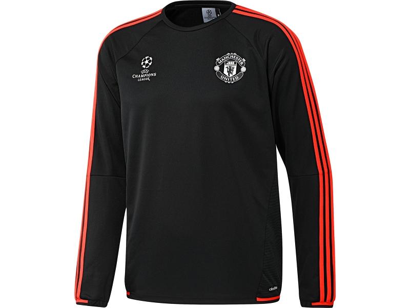 16 15 League Sudadera Adidas Champions United Manchester 4wYBqHn