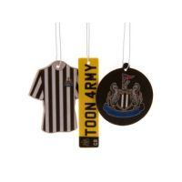 Newcastle United ambientador de coche