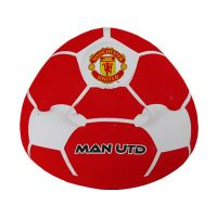 Manchester United silla inflable