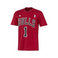 Chicago Bulls Adidas camiseta